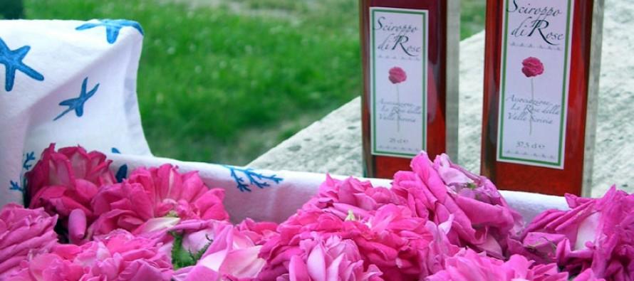 Sciroppo di rose (Liguria)