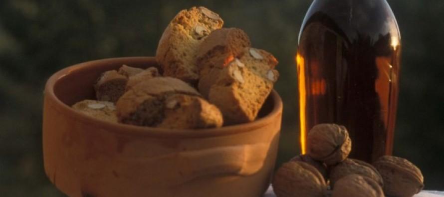 Vino Santo Affumicato dell'Alta valle del Tevere (Umbria)