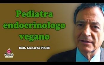 Alimentazione vegana anche in pediatria, Dott. Pinelli